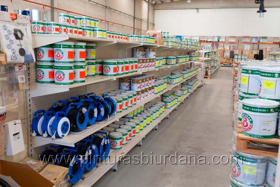 productos alargadera esmalte Pinturas Biurdana