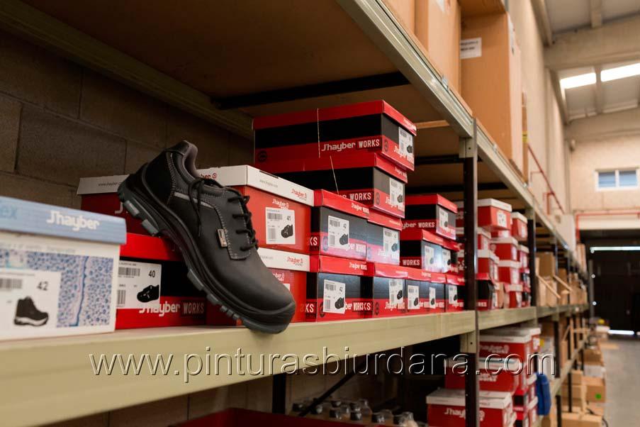 calzado de seguridad bota y zapato