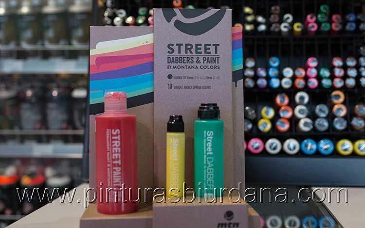 rotuladores Street graffiti Biurdana
